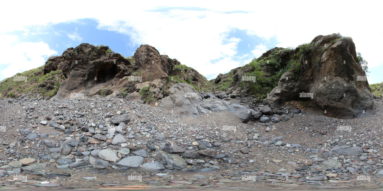 Arona - Barranco del Rey Imagen De Stock