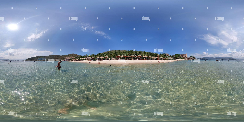Vinpearl Playa Nha Trang Imagen De Stock