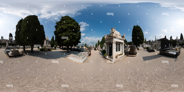 Nizza cementerio Imagen De Stock