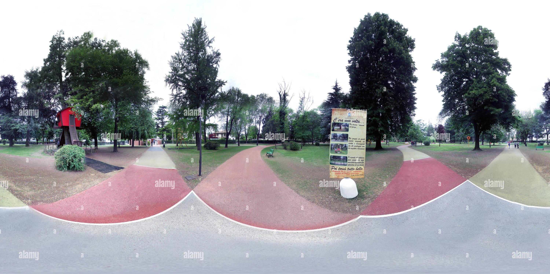 Giardini Riapertura al Bosco Thiene - 09/05/19 Imagen De Stock