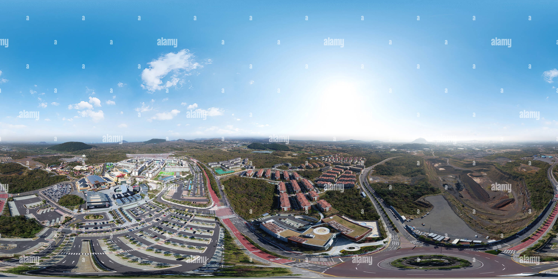 Jeju Shinhwa Mundo Imagen De Stock