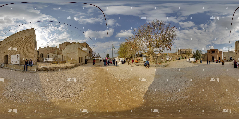 La ciudadela de Erbil Imagen De Stock