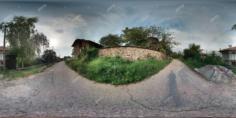 Село Байлово Imagen De Stock