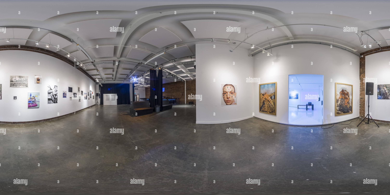 Muestra de Arte Imagen De Stock