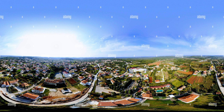 Selo - Istarska županija Rovinjsko Imagen De Stock