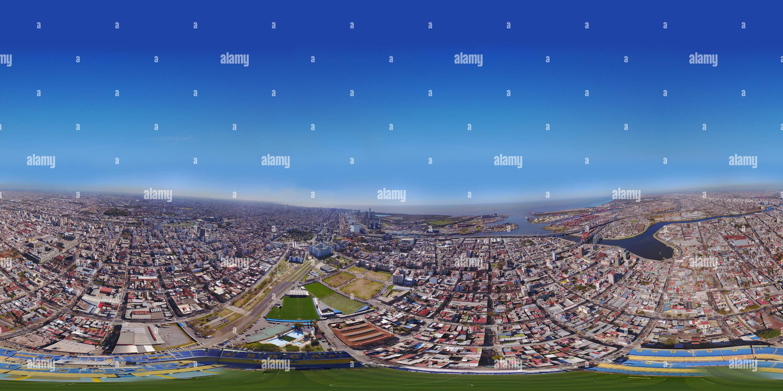 La Bombonera - Buenos Aires, Argentina Imagen De Stock