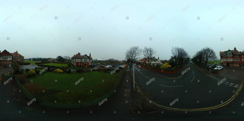 &Amp; Royal Lytham St Annes Golf Club Imagen De Stock