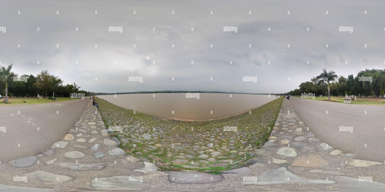 El Lago Sukhna7 Imagen De Stock