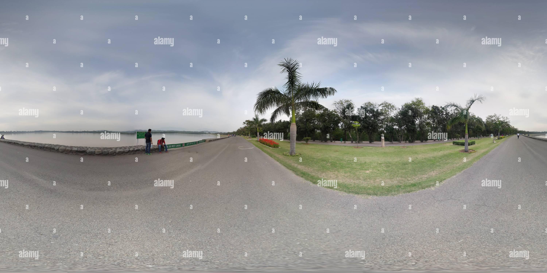 El Lago Sukhna Chandigarh Imagen De Stock