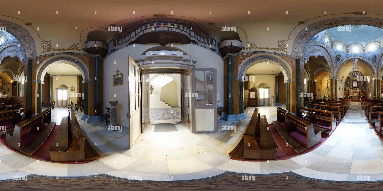 Catedral católica Imagen De Stock