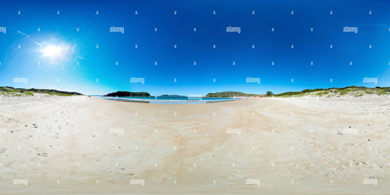 Praia das Conchas - Cabo Frio Imagen De Stock