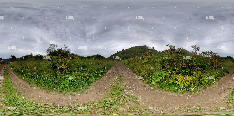 Cerca Volchikha Imagen De Stock