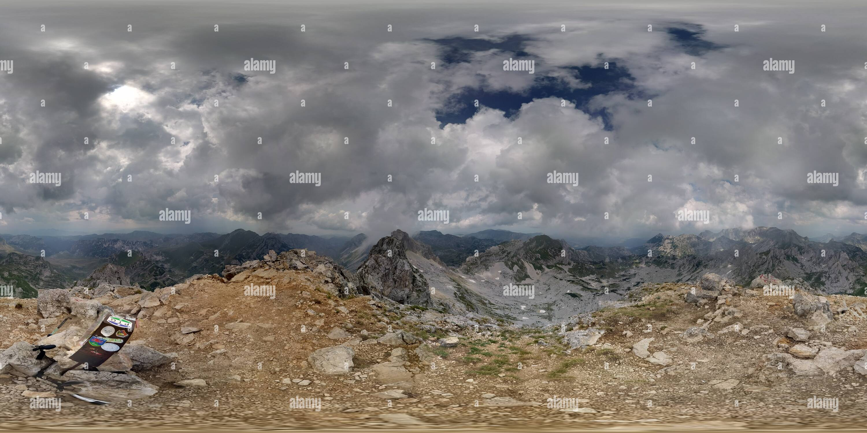 Montenegro, Durmitor Imagen De Stock
