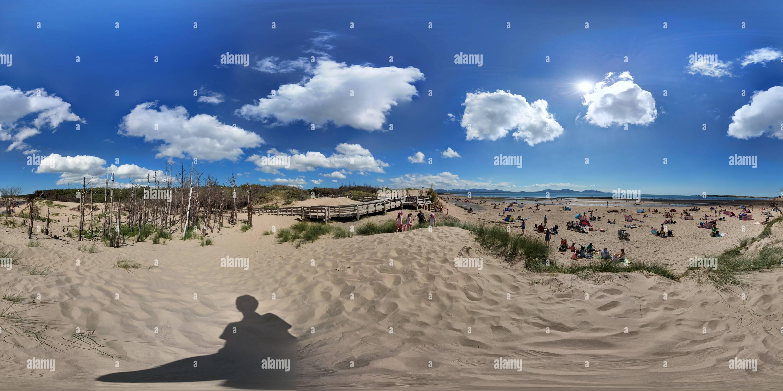 Llanddwyn beach 1 Imagen De Stock