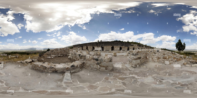 Ciudad Antigua Kibyra-2 Imagen De Stock