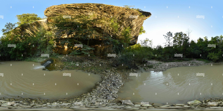 Cascada Butoniga Imagen De Stock
