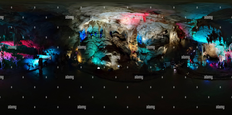 Prometeo Cueva Georgia Imagen De Stock