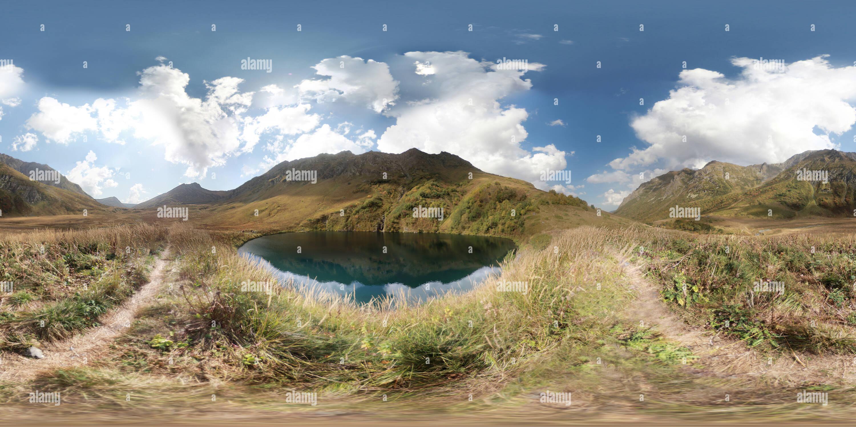 Lago Pequeño Dzitaku Imagen De Stock