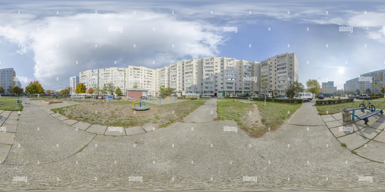 Ucrania, Neteshin, Kurchatova 6 Imagen De Stock