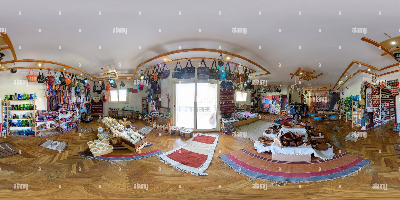 Yadawee show room en el Sheikh Zayed, el 6 de octubre de ciudad Imagen De Stock