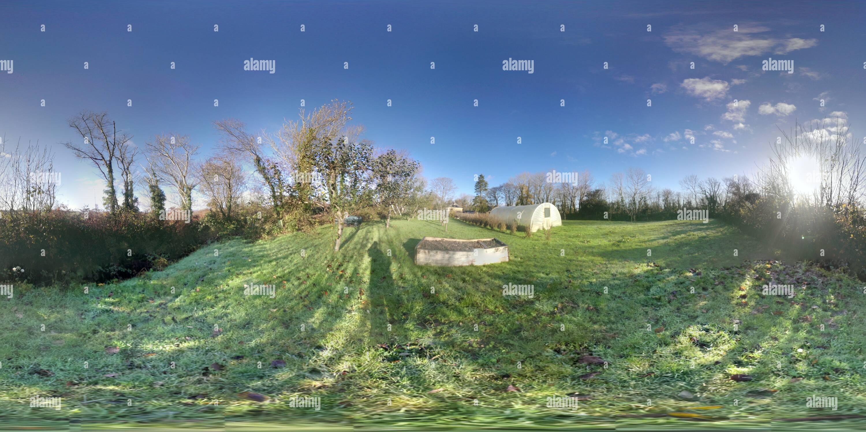 En Kerry Orchard Imagen De Stock