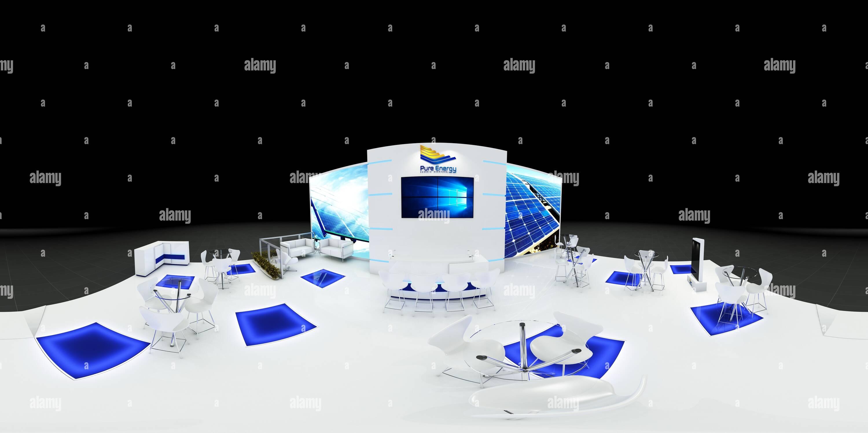 Pura energía - Intersolar 2016 Imagen De Stock