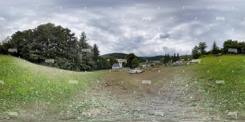 - Cementerio Michajlov Imagen De Stock