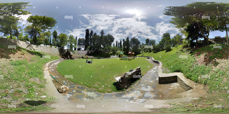 Parque para niños Nathiagali Imagen De Stock