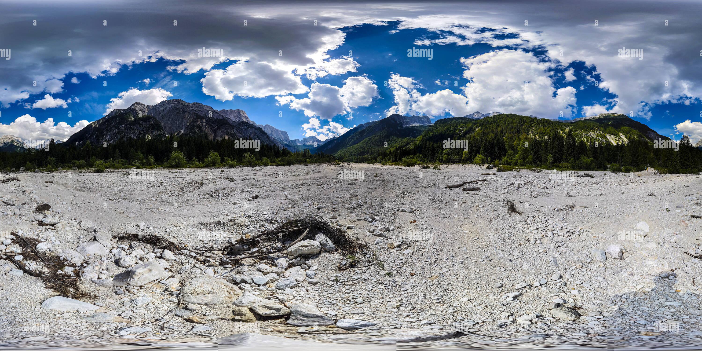 Suhi potok river Imagen De Stock