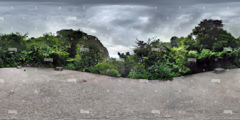 南溪山公园--桂穿越 Imagen De Stock