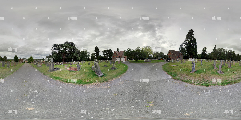 Heath Lane cementerio Imagen De Stock
