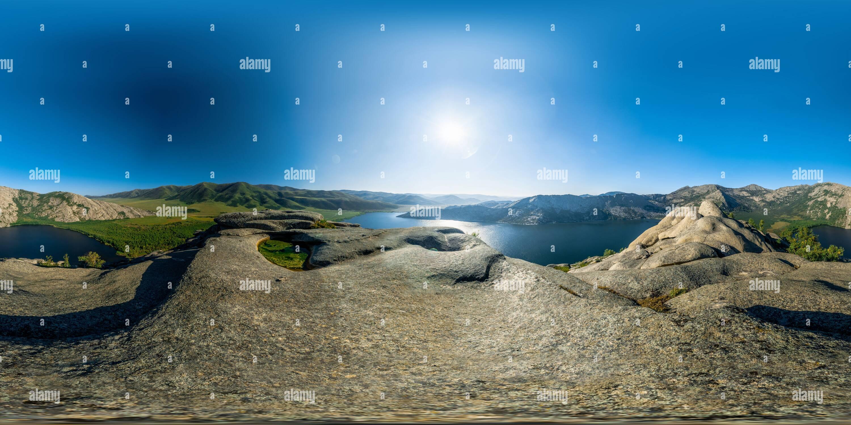 Lagos Sibinskie//Сибинские озера Imagen De Stock