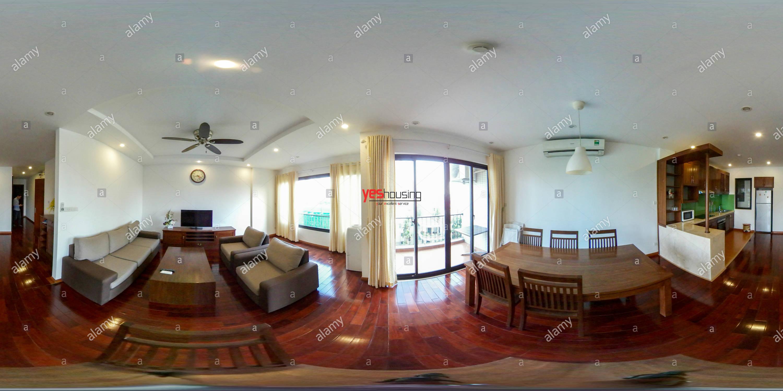 Duplex alquiler de salón, Hanoi Imagen De Stock