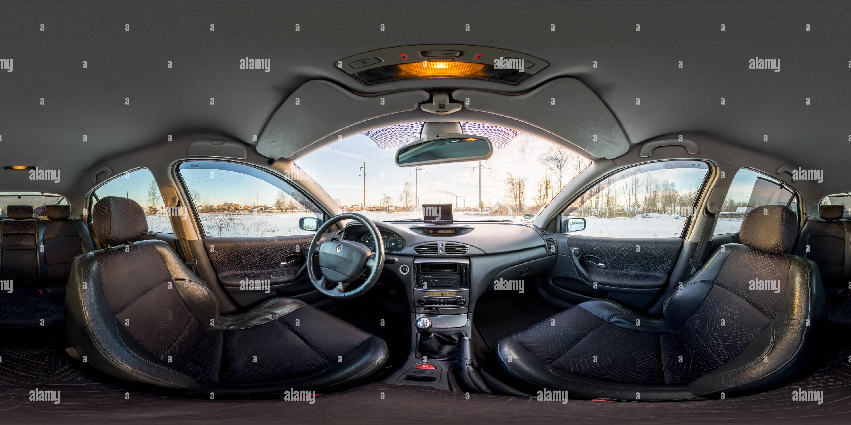 Renault Laguna II Imagen De Stock