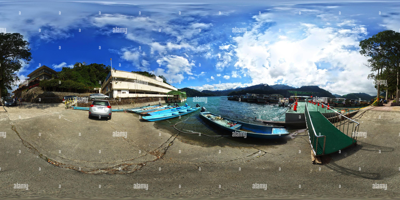 Shihmen Dam Imagen De Stock