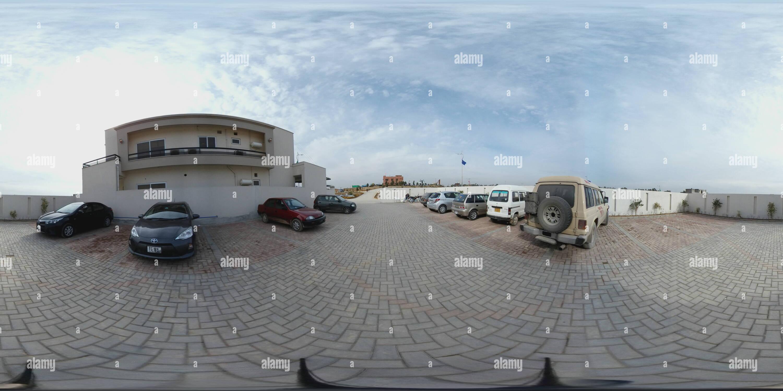 Oficina, estacionamiento TopCity-1, Islamabad Imagen De Stock