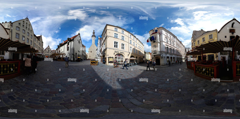 Vanalinn, Tallin, Estonia Imagen De Stock