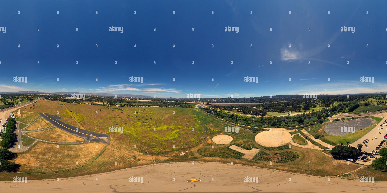 Apollo RC aeródromo en 360 Imagen De Stock