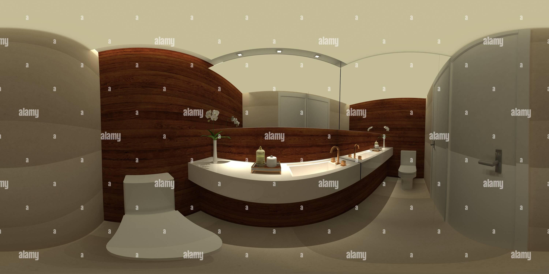Baño - FINAL Imagen De Stock