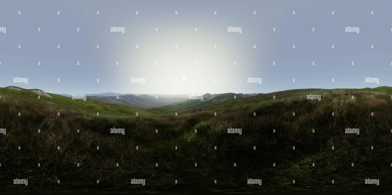 Paisaje artificial IV Imagen De Stock
