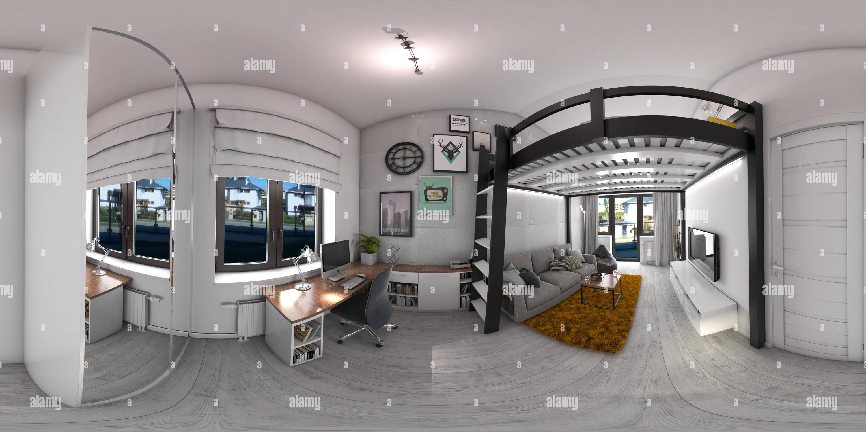 Beniamin's room Imagen De Stock
