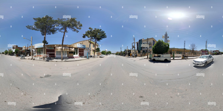 Calle Valiasr Imagen De Stock
