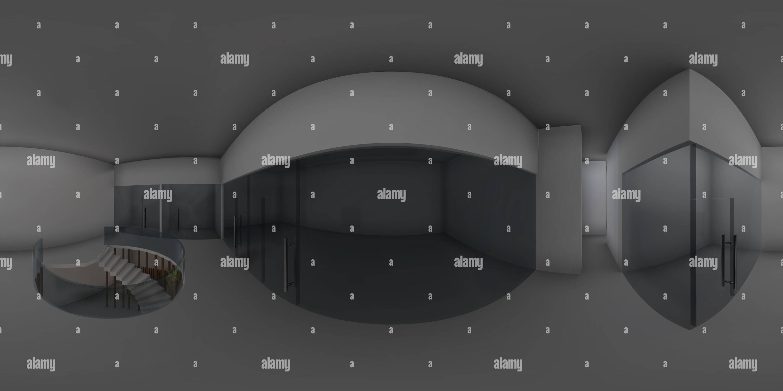 CemexBodega interior (PA2) Imagen De Stock