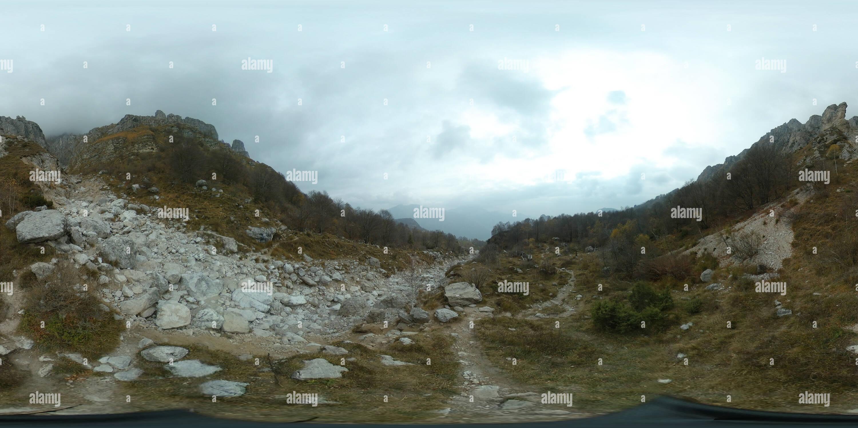 Grigna cerca del Lago de Como, Italia Imagen De Stock