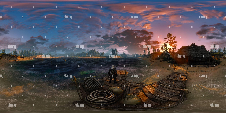 Witcher 3 Imagen De Stock
