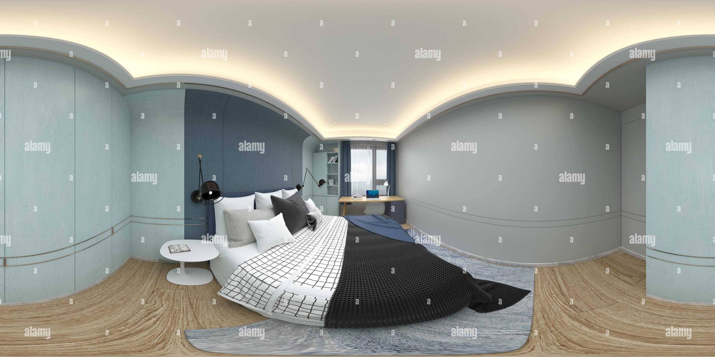 El ala interior_estudio_espacio_2 Imagen De Stock
