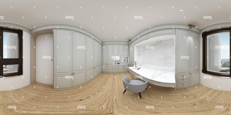 El ala interior_estudio_espacio_3 Imagen De Stock