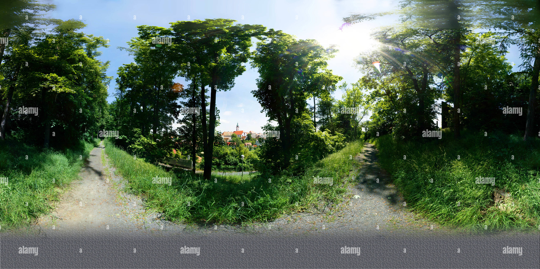 "Vista desde 'Mühlbühl-montaña"" Imagen De Stock"