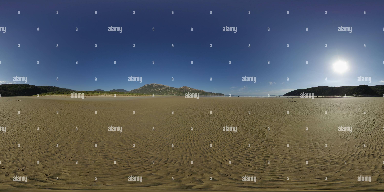 Playa de Norman Imagen De Stock