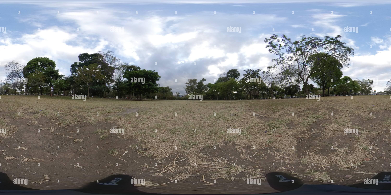 El parque La Sabana Imagen De Stock
